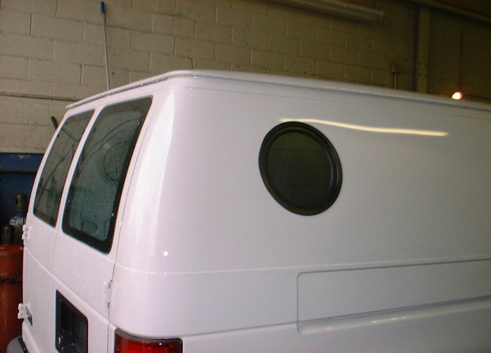 Weu0027ve Been Selling And Installing Van Windows Since We Started In 1976. We  Have Door Windows, Bay Windows, And Widows That Open For Ventilation.